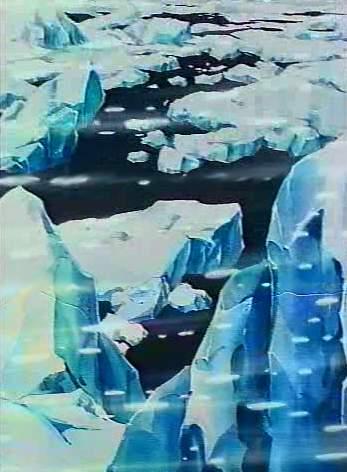 Aventura 2: A ambição de Alberich. Neve vermelha. Siberia