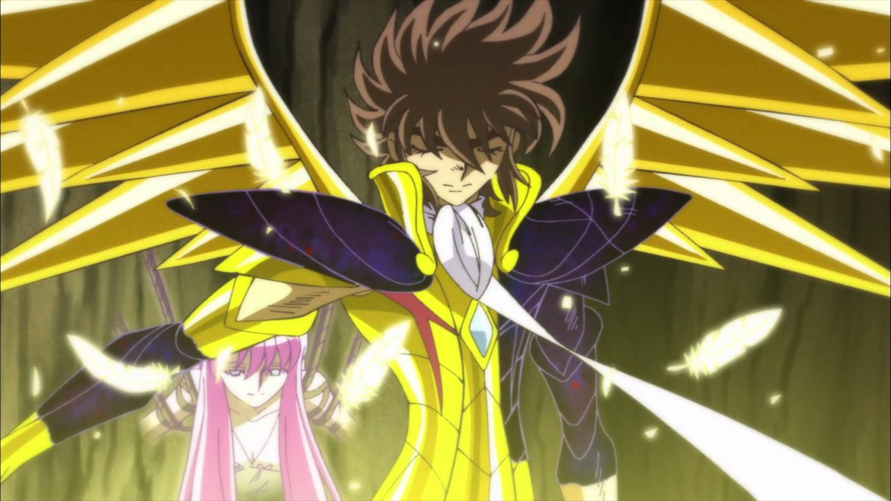 youtube saint seiya episodio g: