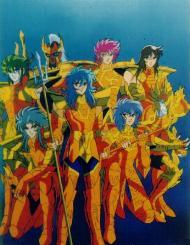 I cavalieri dello zodiaco nettuno for Cavalieri dello zodiaco da colorare