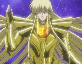 los caballeros del zodiaco(Caballeros de oro)