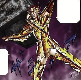 Gaiden - A Ordem dos Cavaleiros de Atena Death01
