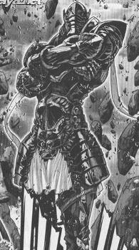 EPISODE G - Enciclopedia dei personaggi - GIGANTI - Fulmine Nero